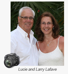 Larry and Lucie Lafave